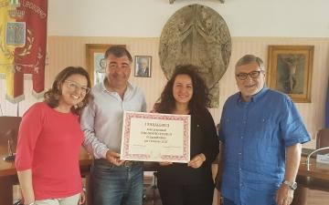 Prodotto Topico 2017 a  Casalbordino