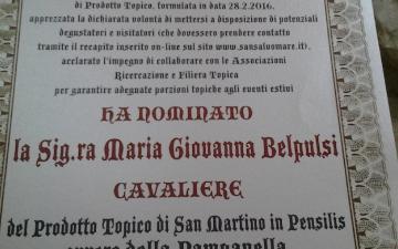 Prodotto Topico San Martino in Pensilis