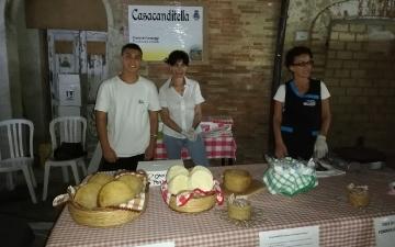 Tappa topica 2018 a Casacanditella