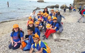 A Vasto con 150 ragazzi di Atessa