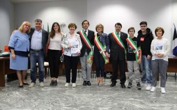 La scuola di Cepagatti si gemella con Agnone